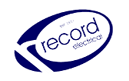 record electrical label